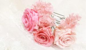 髪飾りヘアアクセや花冠